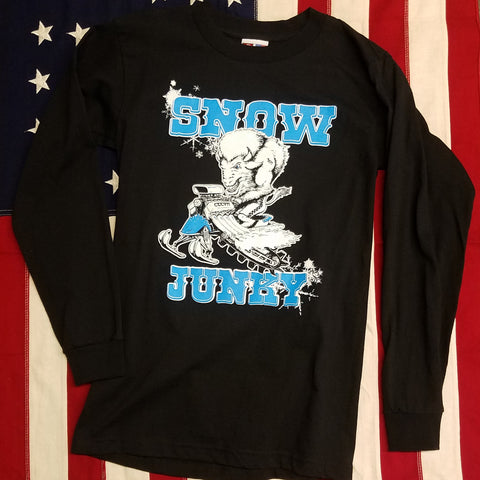 307 Snow Junky Long Sleeve T