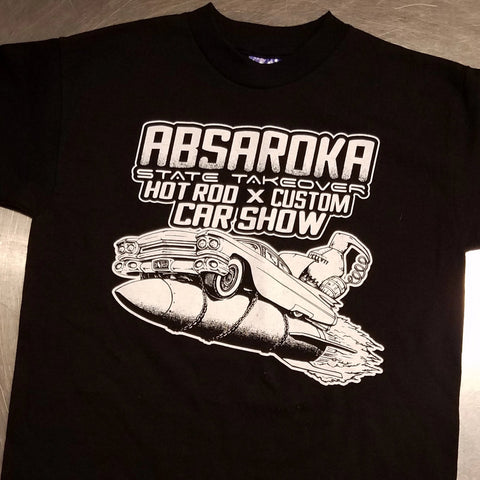 Absaroka State Takeover 2019 T-Shirt