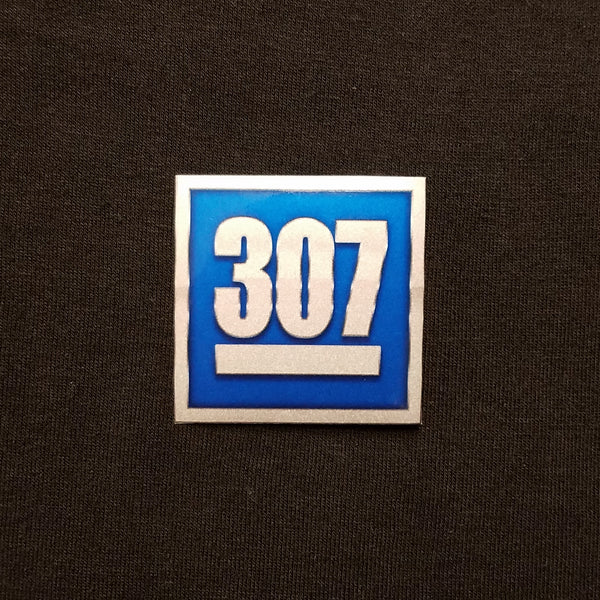 307 GM Decal