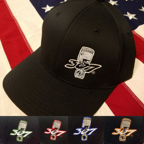 307 Piston Flexfit Hat