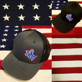 307 Patriot Rider Hats Adjustable & Flexfit