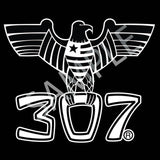 307 Warbird Decal