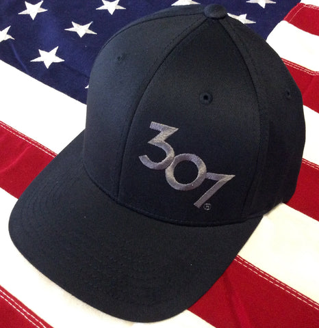 307 Superhero Logo Hats