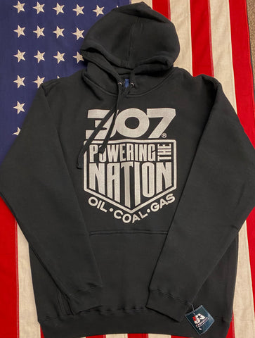307 Powering The Nation Hoodie