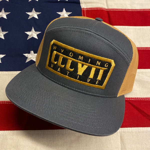 "307 CCCVII ""WYOMING NATIVE"" Snapback"