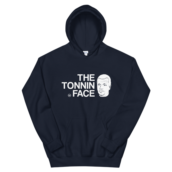 THE TONNIN FACE HOODIE
