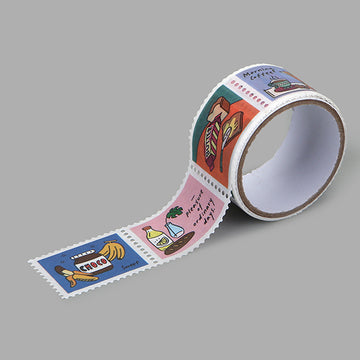 cute stamp paper masking tape