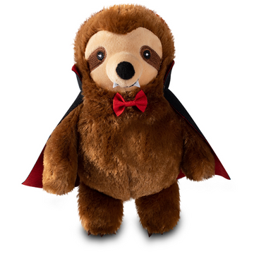 vampire sloth dog toy by fringe studio