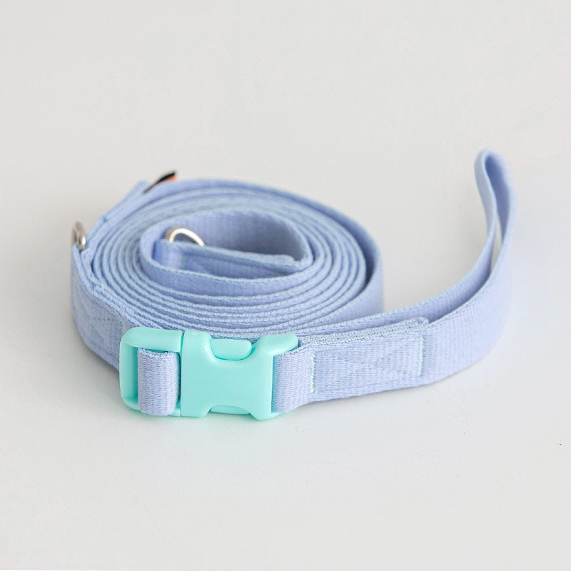 Candy Crayon Leash light blue