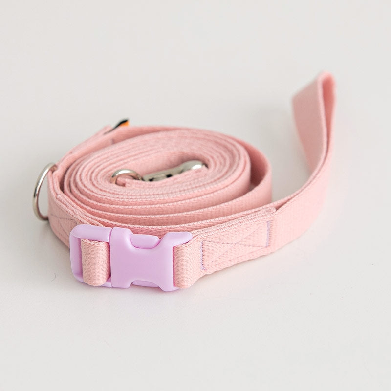 Candy Crayon Leash light pink