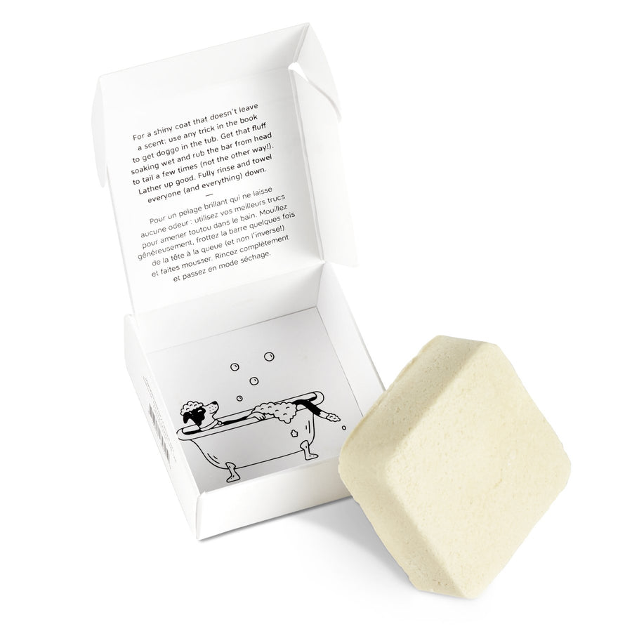 The Unscented Company The Patch - Dog Shampoo Bar