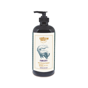 effective skunk spray remedy dog shampoo