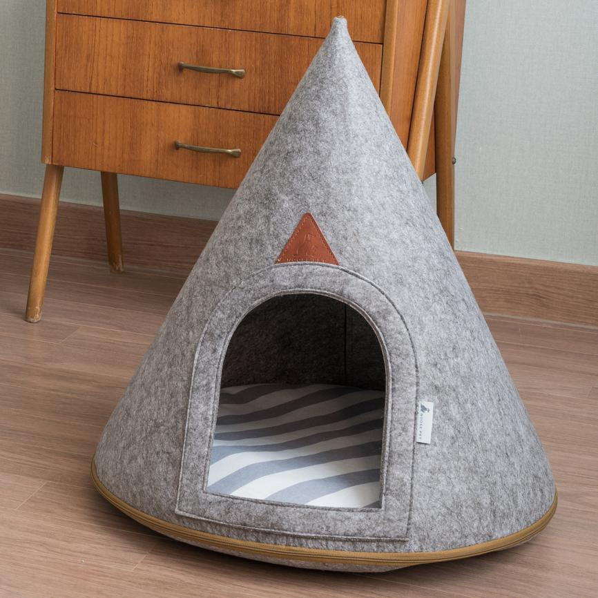 Nooeepet pet cave dog house