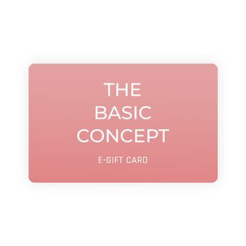 The Basic Concept e-gift card