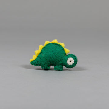 Wool Dinosaur Catnip Toy