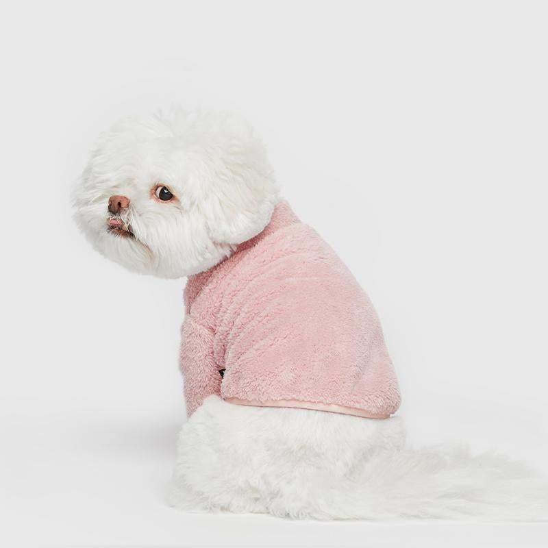 Boa Fleece dog jacket
