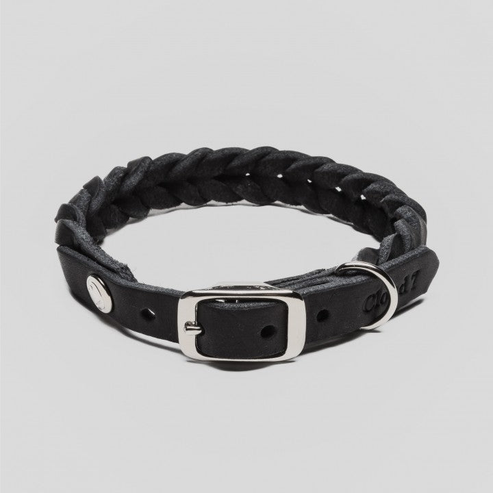 Central Park Saddle Black Collar
