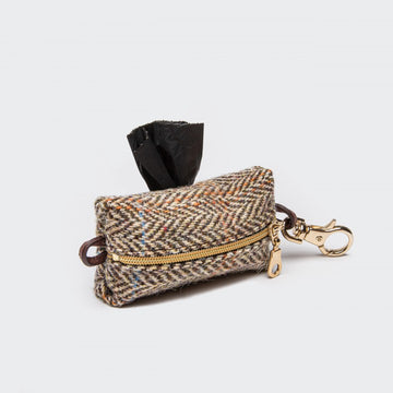 Doggy-Do-Bag Fishbone Brown