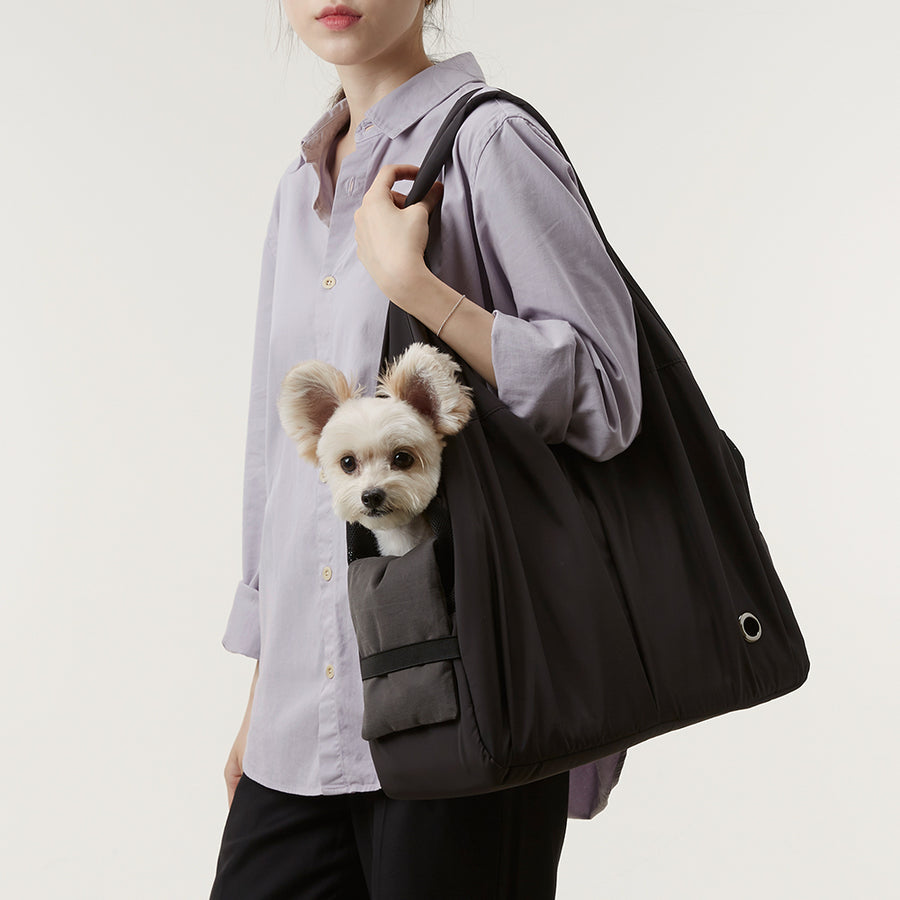 myfluffy hidden shoulder bag
