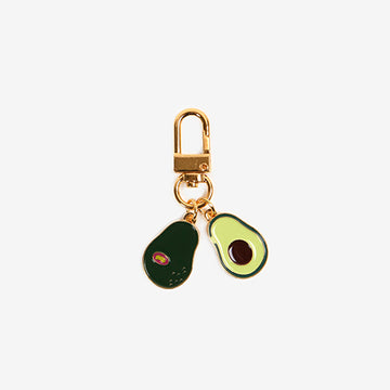 avocado keychain airpod