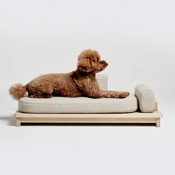 Linden Day Dog Bed by Bad Marlon