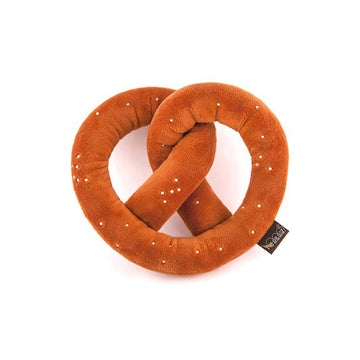 Pretzel dog toy by P.L.A.Y.