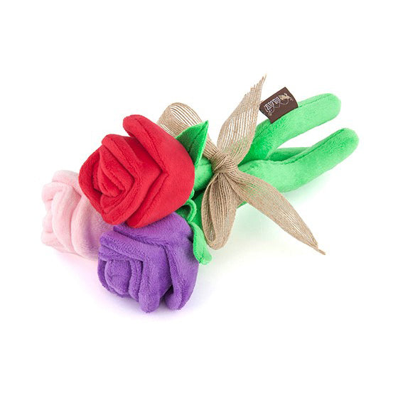 Bouquet of Roses dog toy