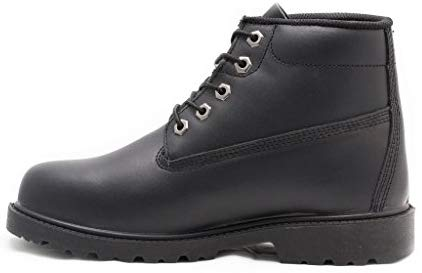 "Mikes Mens Waterproof Leather 5"" Work Boots - www.inmatecarepackage.net"