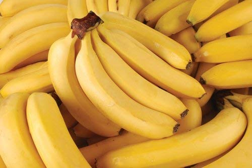Fresh Organic Bananas Approximately 3 Lbs 1 Bunch of 6-9 Bananas - Inmate Care Packages