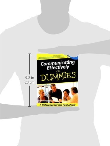 Communicating Effectively For Dummies - Inmate Care Packages