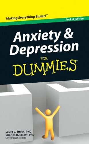 Anxiety and Depression For Dummies - www.inmatecarepackage.net