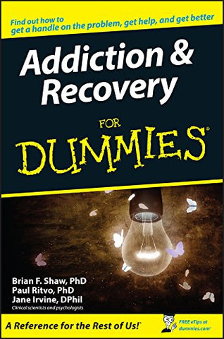 Addiction and Recovery For Dummies - www.inmatecarepackage.net