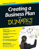 Creating a Business Plan For Dummies (For Dummies Series) - www.inmatecarepackage.net