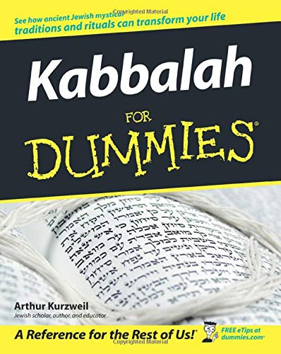 Kabbalah For Dummies - www.inmatecarepackage.net