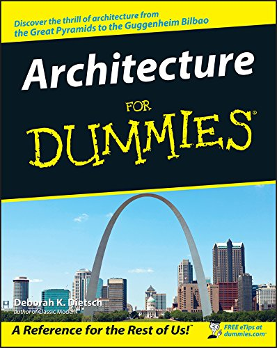Architecture For Dummies - www.inmatecarepackage.net