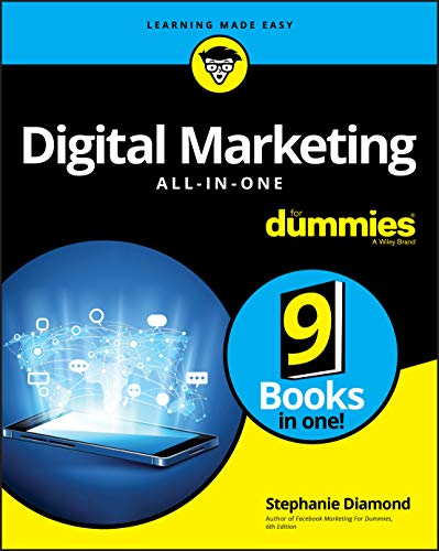 Digital Marketing All-in-One For Dummies - Inmate Care Packages