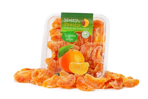 Dried Tangerine Wedges - Inmate Care Packages