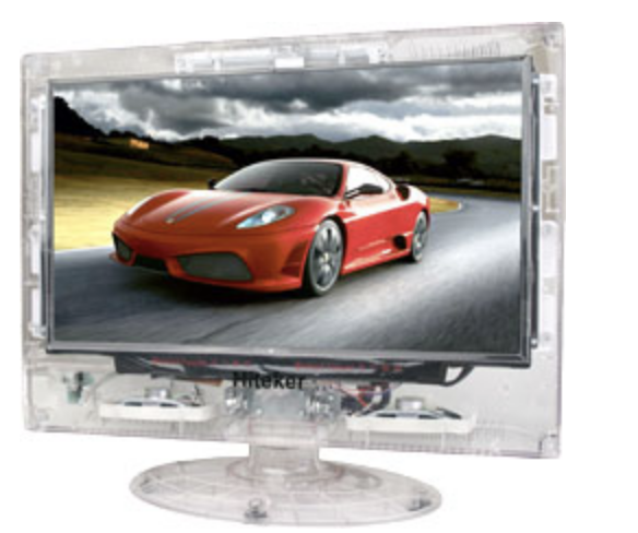 "Hiteker 13"" Clear LED TV - www.inmatecarepackage.net"