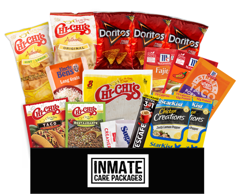 All That And a Bag Of Chips - Inmate Care Packages