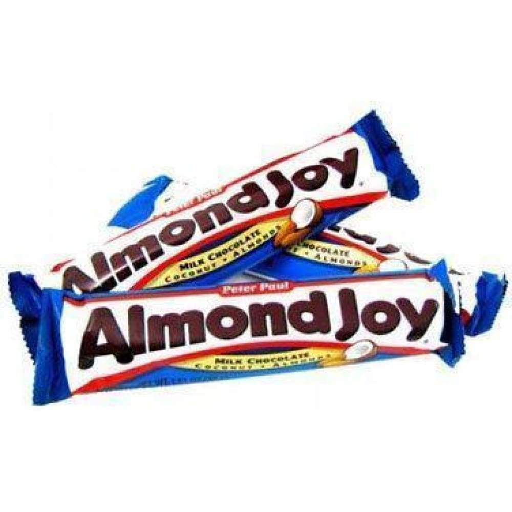 Almond Joy Candy Bar - www.inmatecarepackage.net