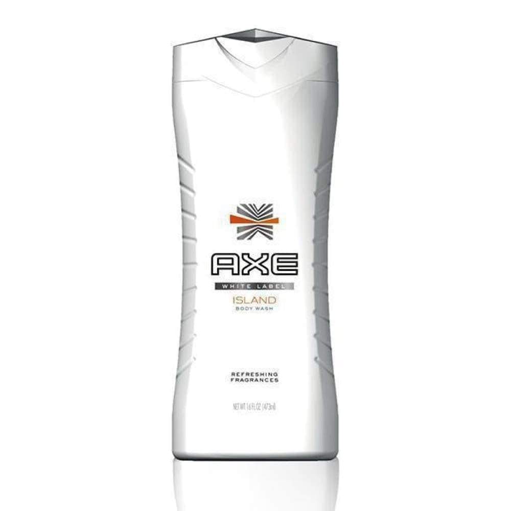 Axe Body Wash Island 16Oz. - Inmate Care Packages