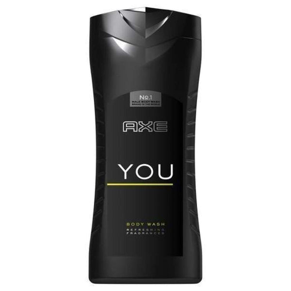 Axe Body Wash You 16Oz. - www.inmatecarepackage.net