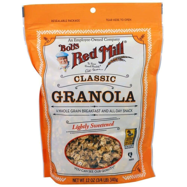 Bob's Red Mill Classic Granola - www.inmatecarepackage.net