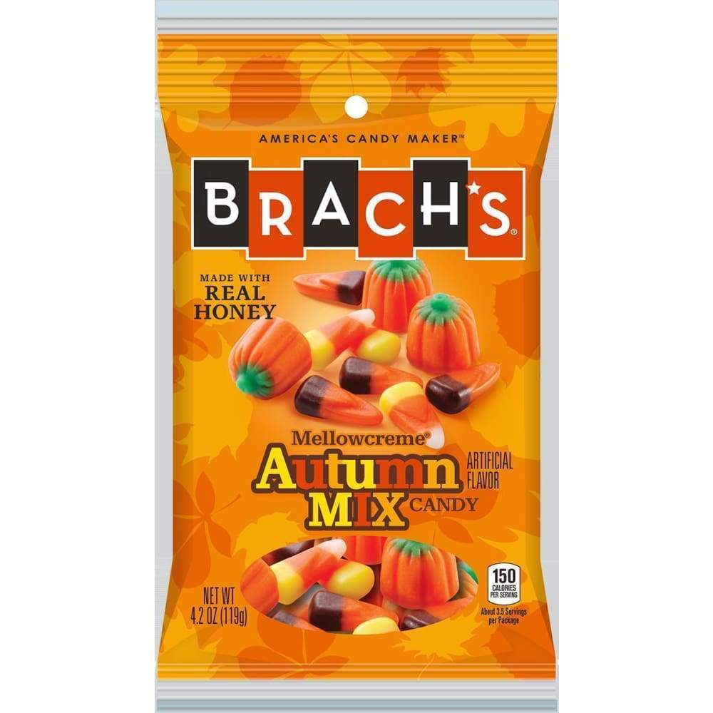 Brachs Autumn Peg Bag,  4.2 Oz. - Inmate Care Packages