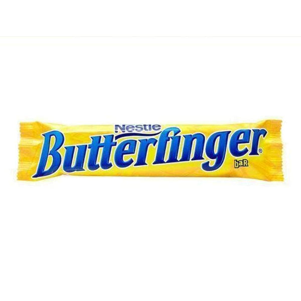 Butterfingers Candy Bar - www.inmatecarepackage.net