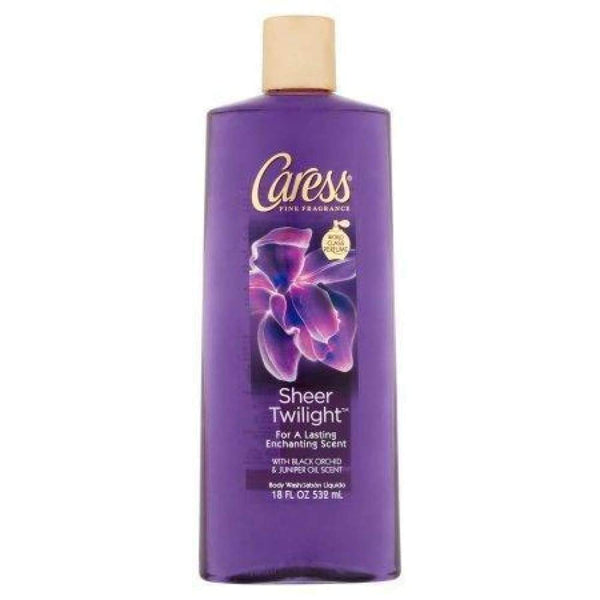 Caress Body Wash Sheer Twilight 12Oz. - www.inmatecarepackage.net