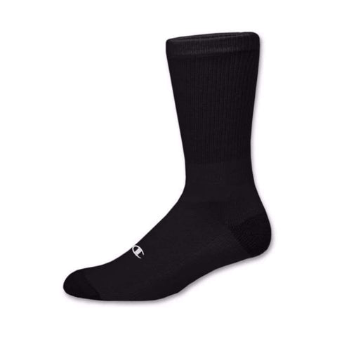 Champion Double Dry® Performance Men's Crew Socks 6-Pack - www.inmatecarepackage.net