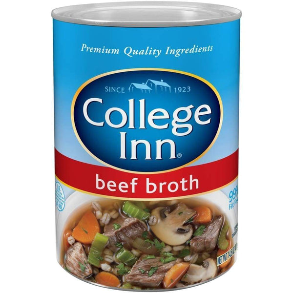 College Inn Beef Broth 14.5Oz - Inmate Care Packages