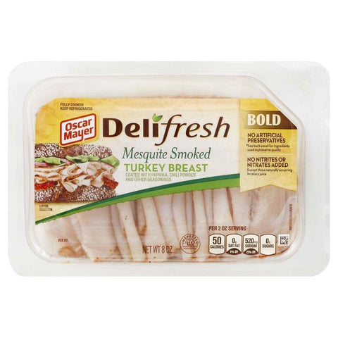 Deli Shaved Mesquite Turkey 9 Ounce - Inmate Care Packages