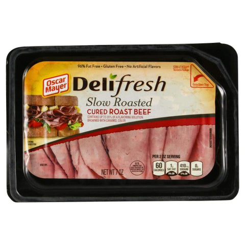 Deli Shaved Roast Beef 7 Ounce - Inmate Care Packages